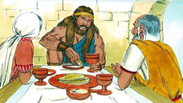 Sansão e a Mulher de Timna