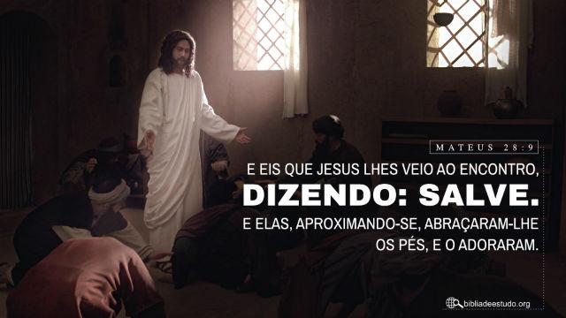 A ressurreição do Senhor Jesus