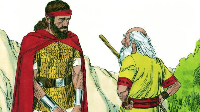 Estudo Bíblico sobre Saul - Jeová Rejeita Saul