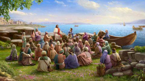 Por que o Senhor Jesus disse que a Bíblia não contém a vida eterna?