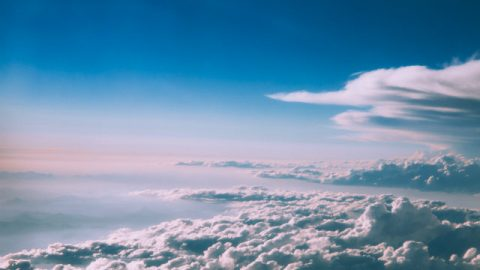O ambiente básico de vida que Deus cria para a humanidade: o ar