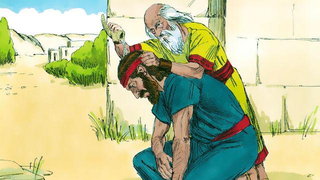 Estudo sobre Saul - Samuel Unge Saul como Rei