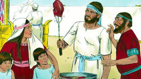 Os Pecados dos Filhos de Eli