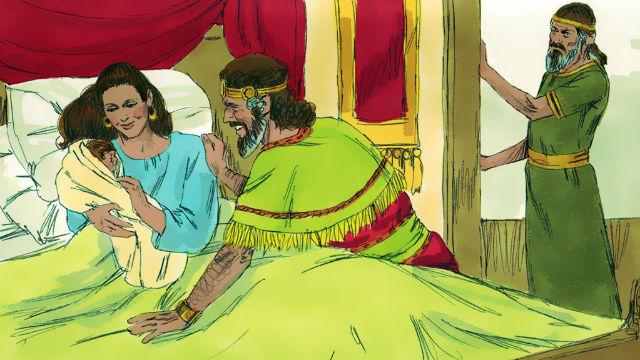 Davi Comete Adultério com a Mulher de Urias e Assassina Urias