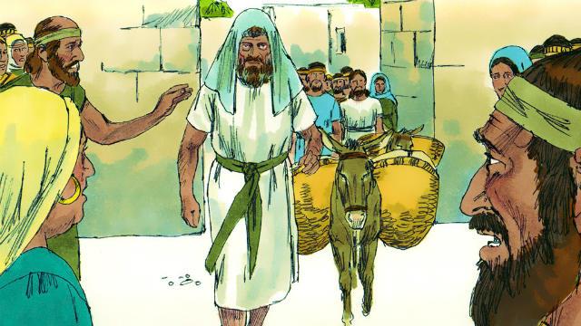 História de Davi na Bíblia – Davi Foge de Jerusalém