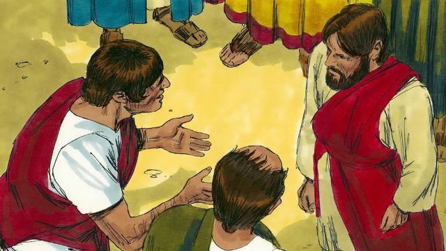 Histórias da Bíblia – Jesus cura o servo do centurião