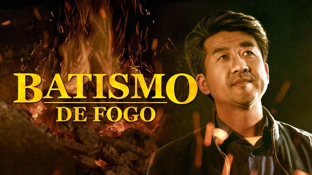 """Filme gospel lançamento 2019 """"Batismo de fogo"""""""