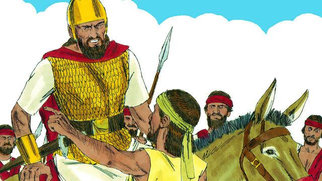 A Última Batalha de Saul