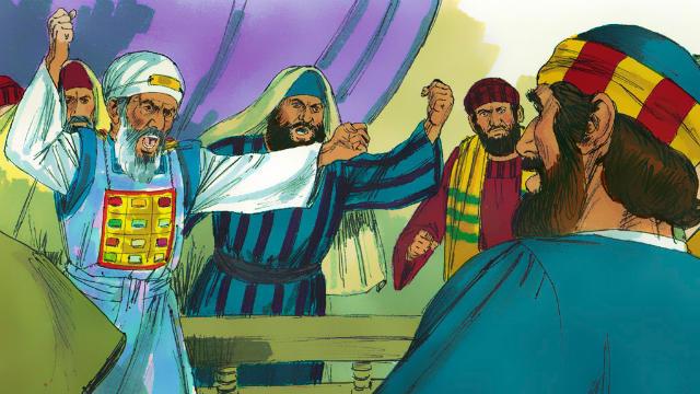 Os Apóstolos São Perseguidos