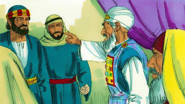 Pedro e João São Julgados Perante o Sinédrio