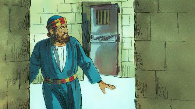 História de Pedro - A Fuga Miraculosa do Apóstolo Pedro