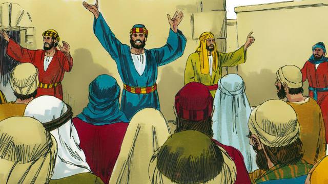 O Sermão de Pedro em Pentecostes