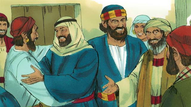 O Evangelho se Espalha a Samaria