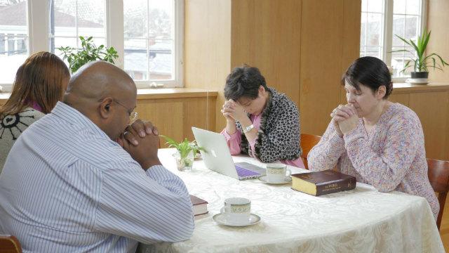 Aceitar Deus como o seu único Mestre é o primeiro passo para alcançar a salvação