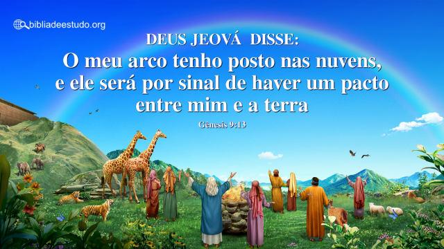Versículo do Dia: Gênesis 9:13 | Imagens lindas do arco-íris