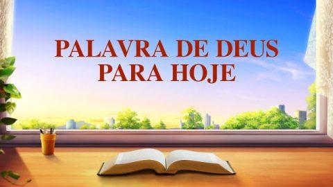 A obra de Deus, o caráter de Deus e o Próprio Deus II (Trecho VII)
