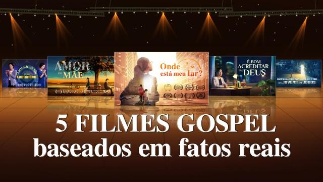 5 Filmes Gospel baseados em fatos reais