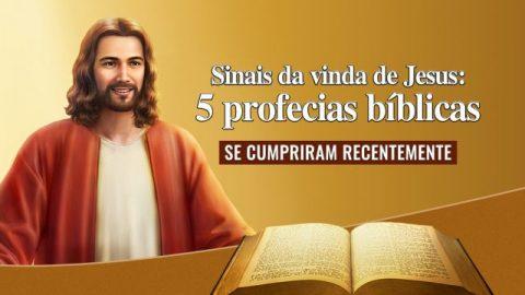 Sinais da volta de Jesus: 5 profecias bíblicas se cumpriram recentemente